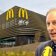 McDonalds in Lustenau: Ein erster Einblick zur Eröffnung