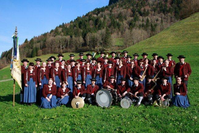Der MV Harmonie Reuthe lädt zum Adventskonzert