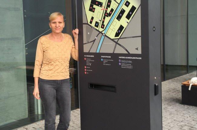 Seit 2008 ist Seyringer am Forschungszentrum für Mikrotechnik an der FH Vorarlberg beschäftigt