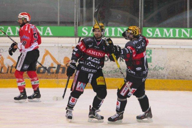5:6! VEU Feldkirch verlor gegen Leader Rittner Buam