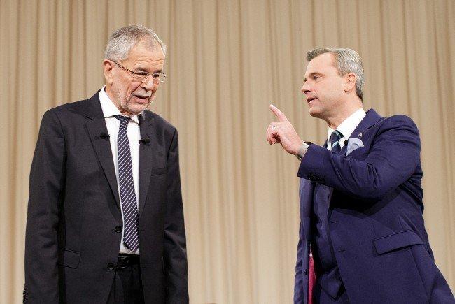 Sollte die ÖVP eine offizielle Wahlempfehlung für die BP-Wahl abgeben?