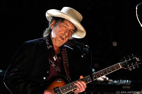 Dylan sagte auch seine Teilnahme an der Verleihung ab