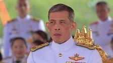 Thailands Kronprinz wird zum König proklamiert