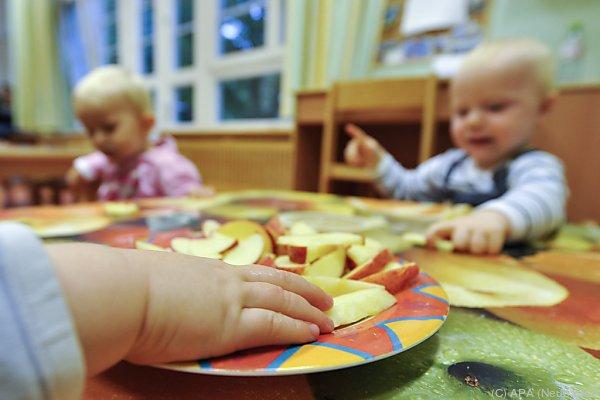 Das meiste Geld fließt in zusätzliche Kleinkind-Plätze