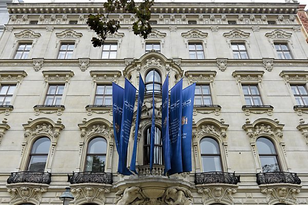 Das Gebäude des KAICIID am Wiener Schottenring