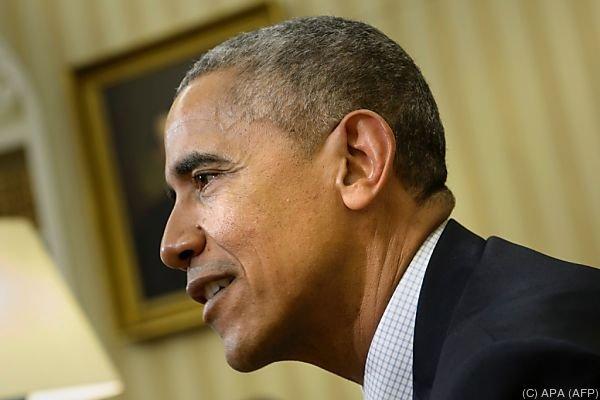 Unterzeichnung Obamas wird erwartet