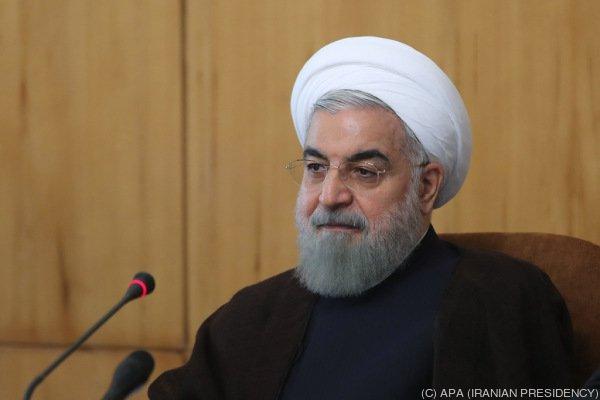 Für den Fall eines Vertragsbruchs droht der Iran mit dem Ausstieg