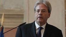 Italien: Gentiloni bildet neue Regierung