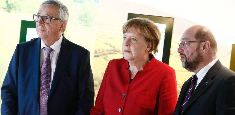 Sorge um Europa in Brüssel und Berlin: Taumeln wir der Katastrophe entgegen?