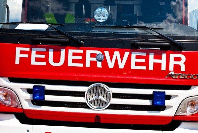Ein 17-Jähriger löste den Brand mit Feuerwerkskörpern aus.