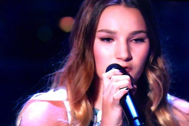 Battle: Marijana auf der TVOG-Bühne.