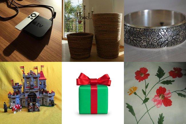 es muss nicht immer neu sein f nf top geschenkideen auf. Black Bedroom Furniture Sets. Home Design Ideas