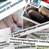 Vorarlberger Fleisch-Skandal geht durch die Medien