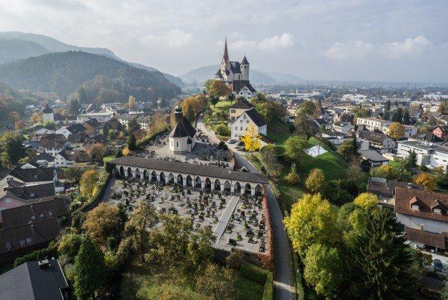 Die Gemeinde Rankweil investiert in neue Wohngebiete.
