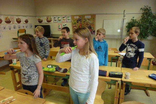 Wissenswertes rund um den Zucker und das Zähneputzen