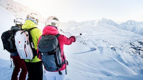 Arlberg: Ein Rundblick über Österreichs größtes Skigebiet