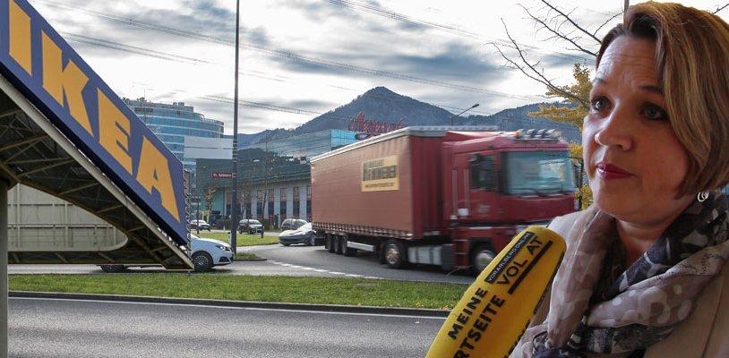 IKEA in Lustenau: Dornbirn fürchtet Chaos