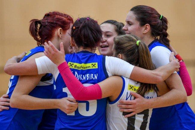 Zwei Heimspiele für VC Dornbirn-Ladies
