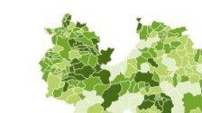So grün ist Vorarlberg
