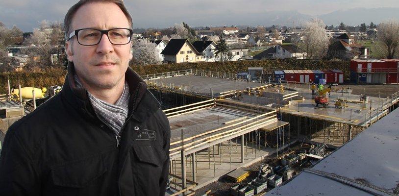 Harder 42,5 Millionen-Projekt: Vorarlbergs Schule der Zukunft nimmt Gestalt an