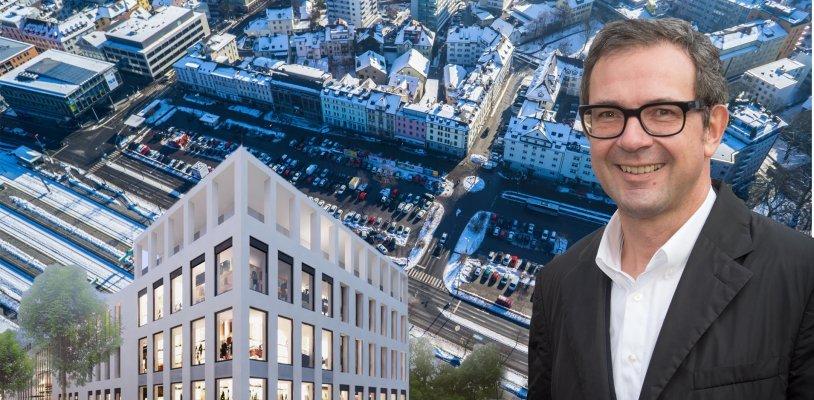 Streit um Seestadt Bregenz geht weiter: Prisma-Chef Ölz kontert mit offenem Brief