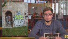 Graffiti-Sprayer treibt in Feldkirch sein Unwesen