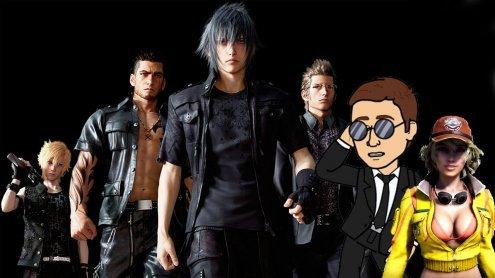 """Tokio Hotel im Monsterland: """"Final Fantasy 15"""" im Test"""