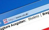 """Noch schneller zu den """"Vorarlberger Nachrichten"""""""