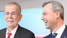 BP-Wahl: Hofer liegt bei Wettbüros klar vorne