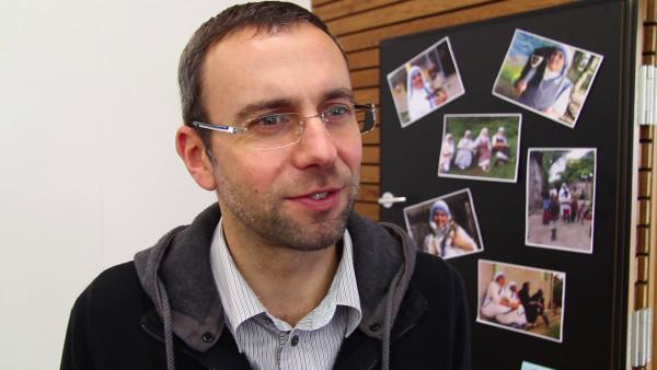Dominik Toplek zum Advent: Hilfe und Unterstützung