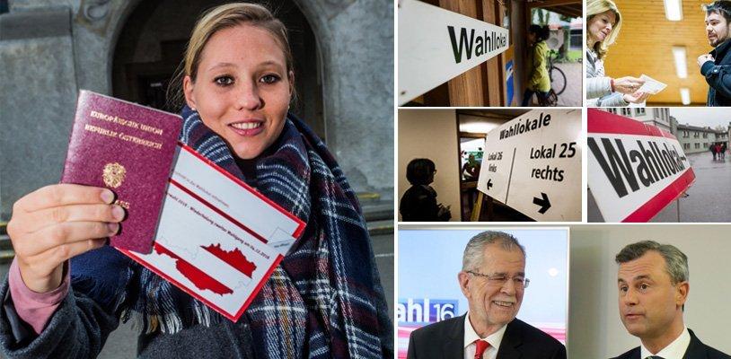 Jetzt geht es los: Die Wahllokale öffnen
