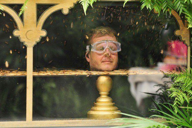 Jens muss da Dschungelcamp am 13. Tag verlassen.