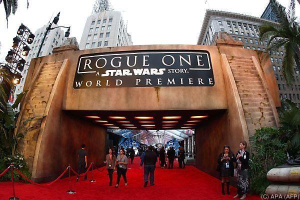"""""""Rogue One"""" sprang noch in die Top Ten"""
