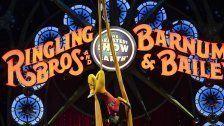 Ringling Bros. stellt nach 146 Jahren Betrieb ein