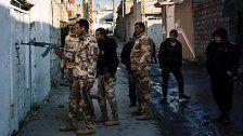 Irakische Armee meldet weitere Erfolge gegen IS