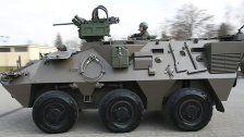 Bundesheer: 200 Mio. Euro für neue Ausrüstung