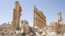 UNESCO verurteilt Palmyra-Zerstörungen