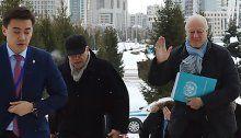 Syrien-Friedensgespräche in Kasachstan beginnen