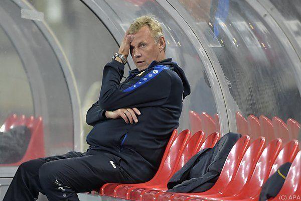 Daxbacher will die Tiroler wieder in die oberste Spielklasse bringen
