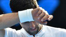 Djokovic bei Australian Open sensationell out