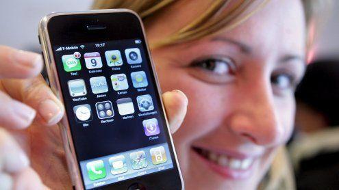 """iPhone löste Revolution aus"""