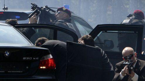 Terror-Gefahr in Österreich nicht erhöht - Experte beruhigt