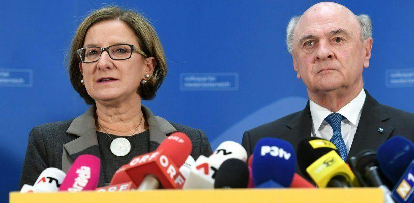 Ein Tag nach Rücktritt: Ex-Ministerin Mikl-Leitner wird Nachfolgerin von Pröll