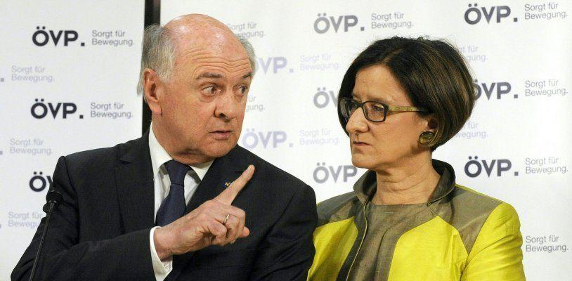 Ein Tag nach Rücktritt: Landesvorstand der ÖVP diskutiert Nachfolge von Pröll