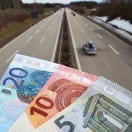 Deutsche Pkw-Maut könnte für Ausländer teurer werden