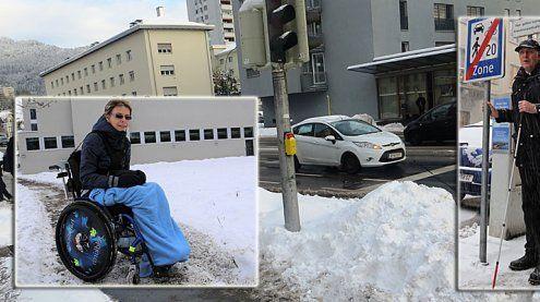 Trotz Gesetzeslage: Vorarlberg - Ein Bundesland voller Barrieren?