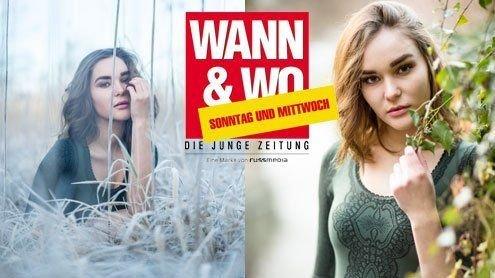 W&W-Fotoshooting mit Emily