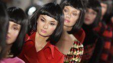 Prunkvolle Fashion Week: Österreicherin stellte aus