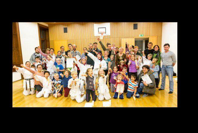 Karate Anfängerkurs in Bregenz