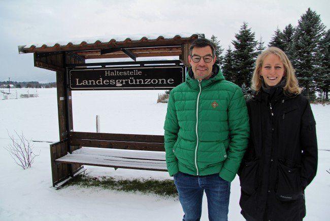 """Gegen Umwidmung: """"Lebensraum Weiler"""" macht sich für Landesgrünzone stark"""